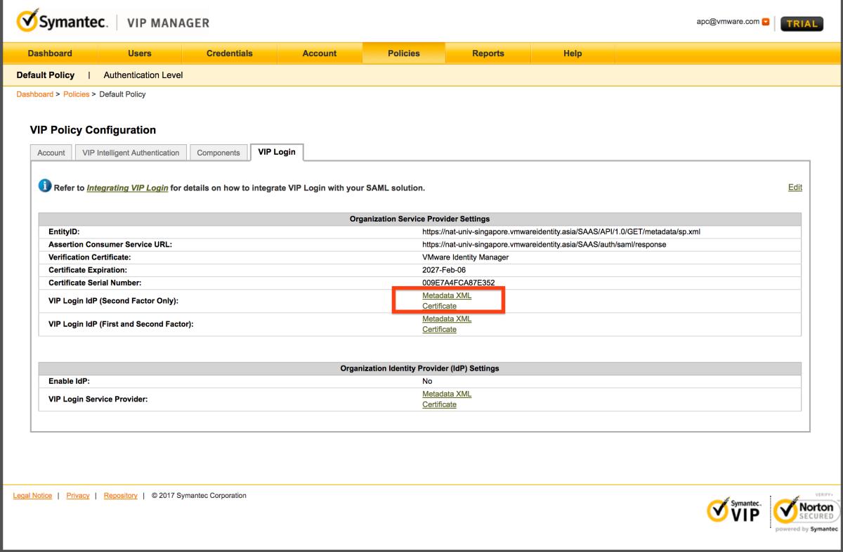 symantec metadata xml and certificate download.png