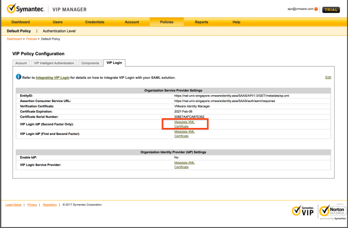 symantec metadata xml and certificate download.png